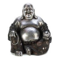 Happy Sitting Buddha Statue