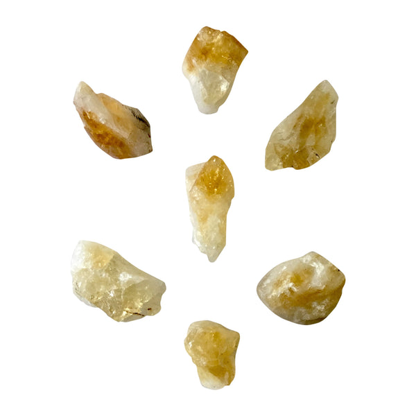 Citrine Rough Piece
