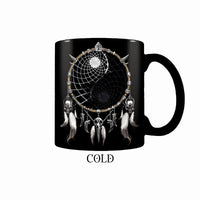 WOLF CHI - Heat Change Ceramic Coffee Mug - Gift Boxed