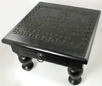 Spirit Board Altar Table