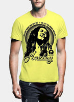Bob Marley Half Sleeve Men T-Shirt