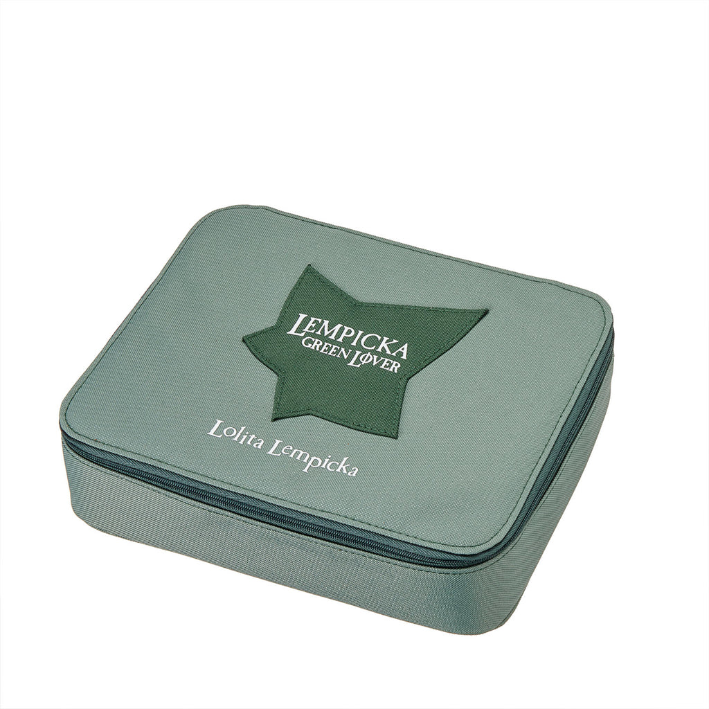 Trousse Lempicka Green Lover