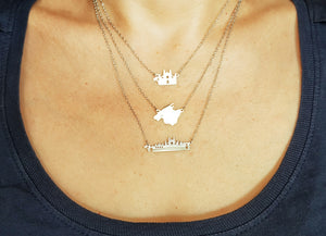 "Collar ""I love Mallorca"""