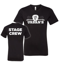 Load image into Gallery viewer, Urban Meyer's Stage Crew Unisex T-shirt