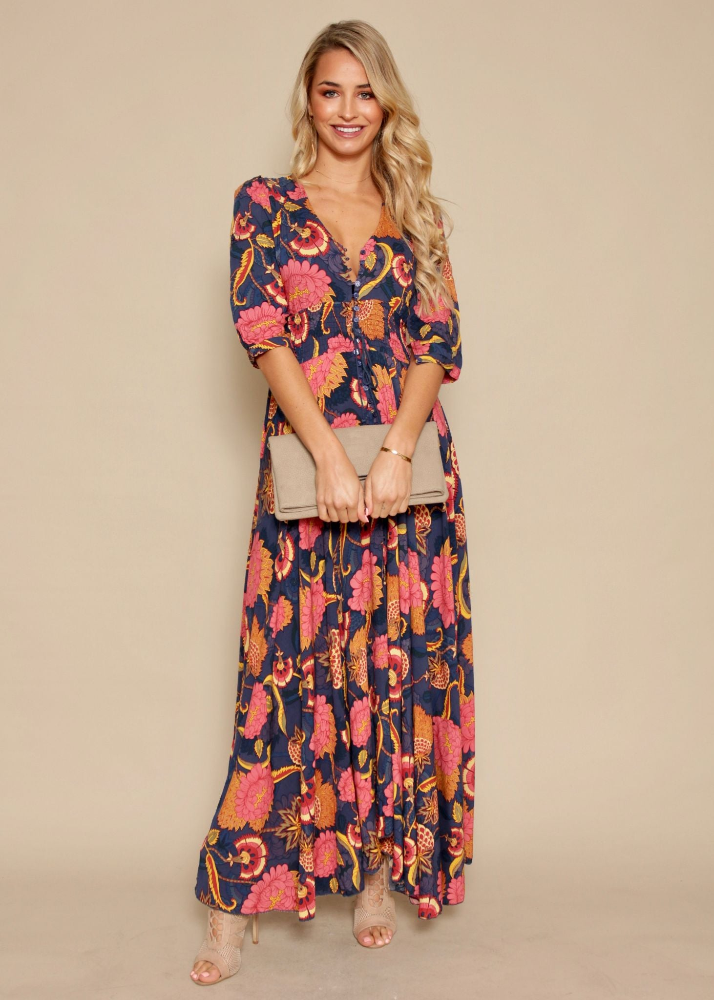 New Romantics Maxi - Caviar