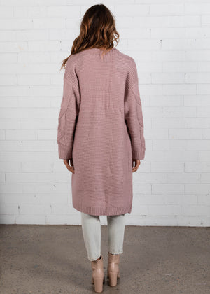 We Are Free Cardi - Blush