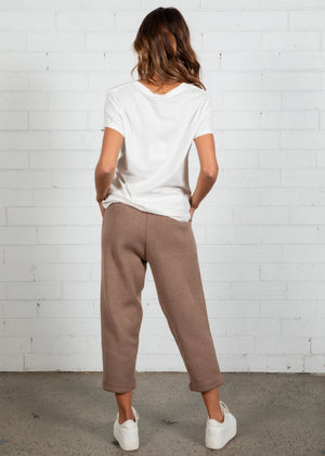 Free Styling Knit Pants - Latte