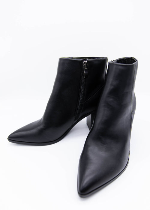 Thurman Ankle Boots - Black