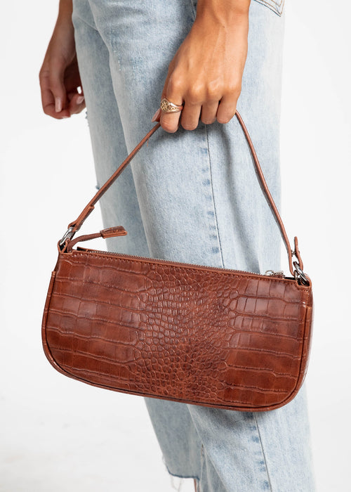 Feeling Good Bag - Brown