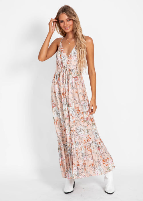 Rabiah Maxi Dress - Philomena