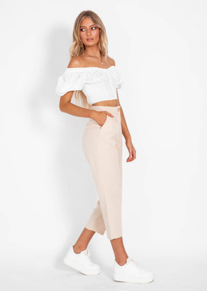 Fairytale Crop - White