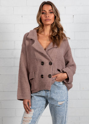Chantel Jacket - Coffee