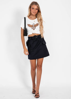 Zelda Skirt - Black