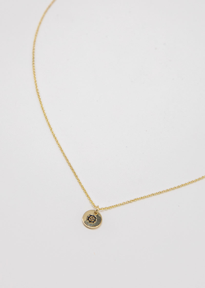 Dreamer Necklace - Gold