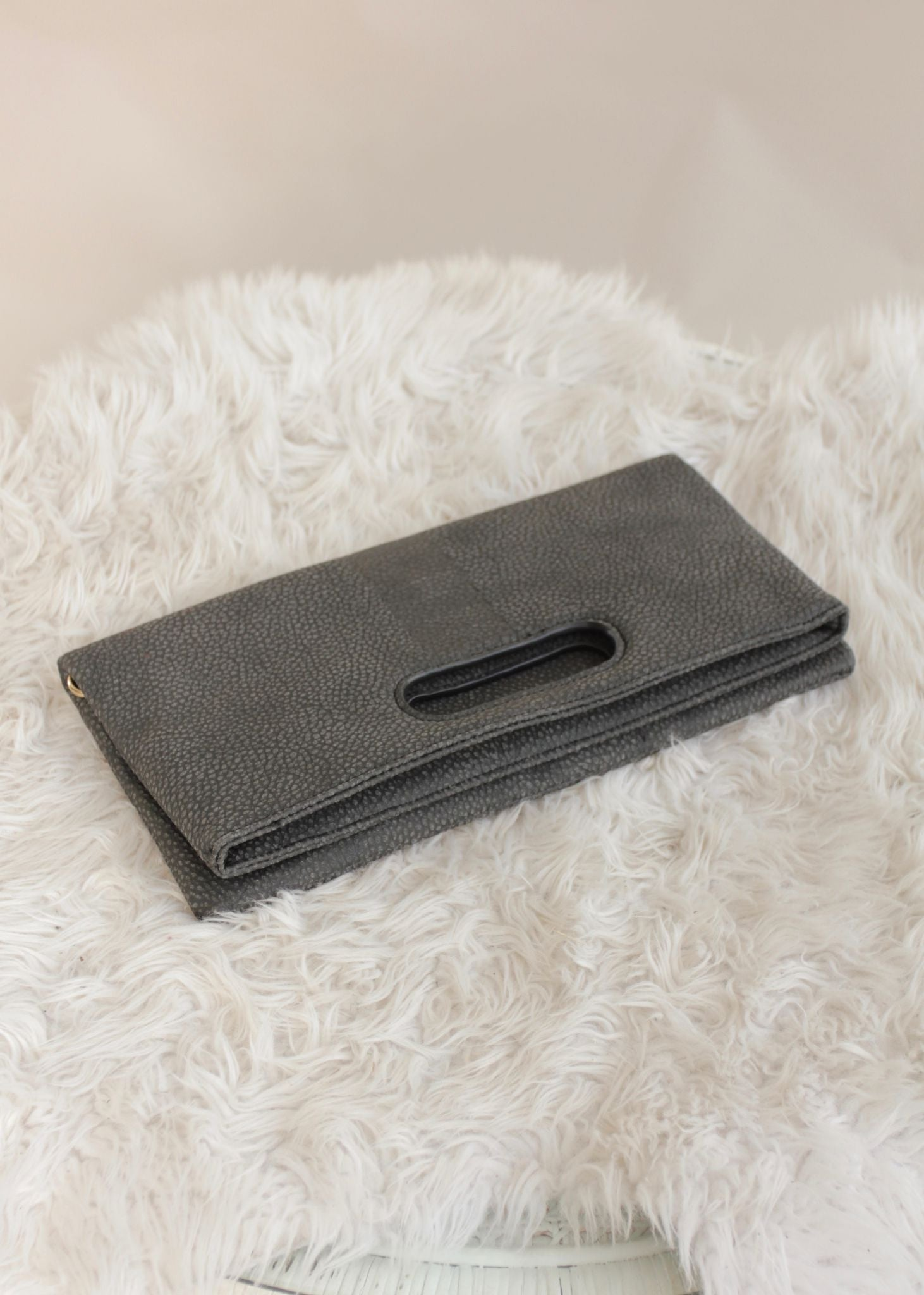 Dangerfield Clutch - Charcoal