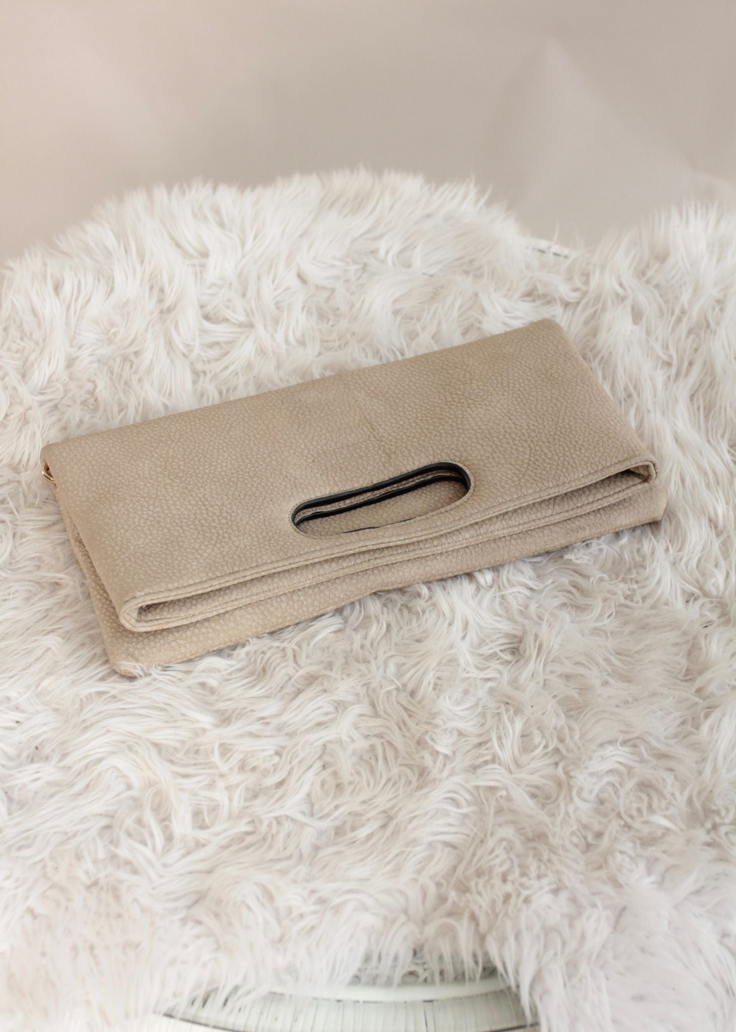 Dangerfield Clutch - Stone