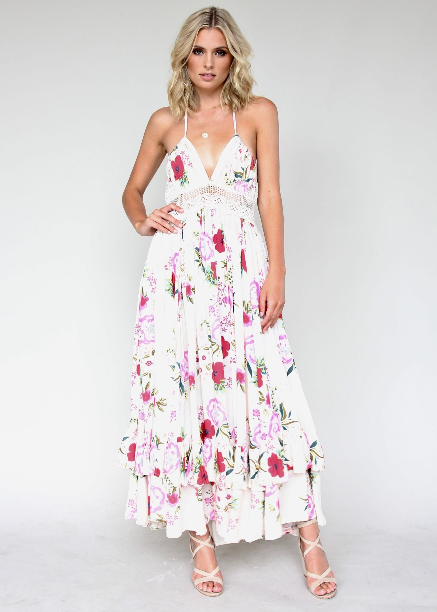 Sia Maxi Dress - Heartbreaker