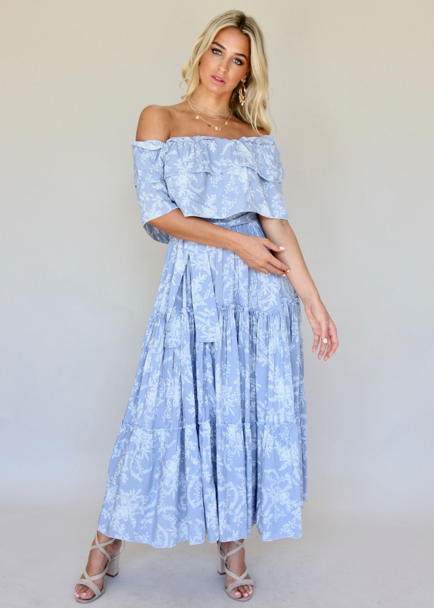 Bora Bora Maxi Dress - Cinderella