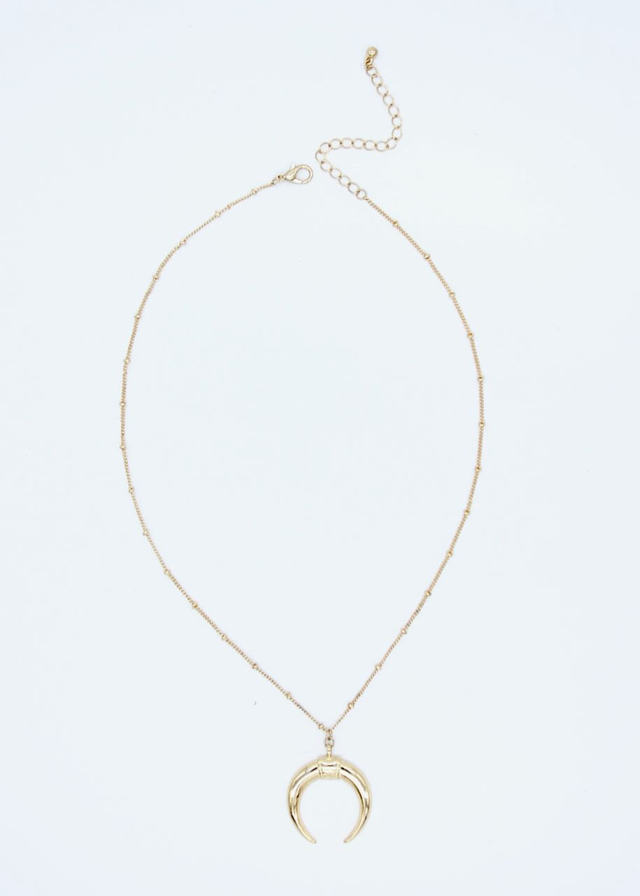 Baja Necklace - Gold