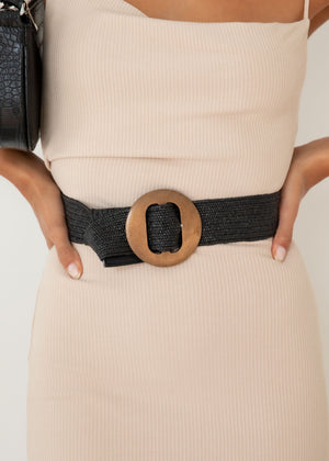 Lolea Belt - Black