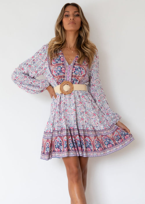 My Embrace Dress - Moroccan Lilac