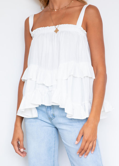 Ashia Top - Off White