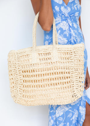 Tullia Bag - Cream