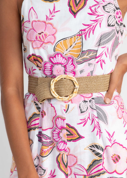 Beachley Belt - Natural