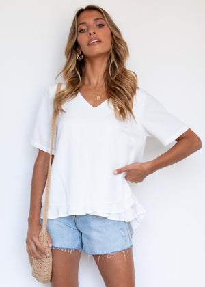 Astria Blouse - Off White