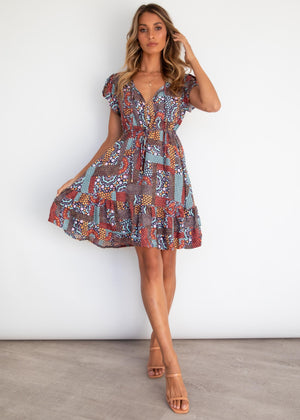 Faithful Dress - Capri