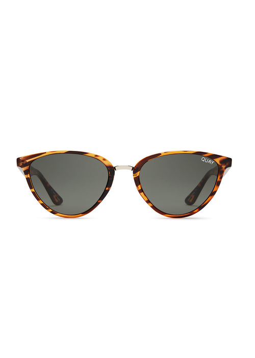 Quay Sunglasses - Rumours Sunglasses - Tort/Grn