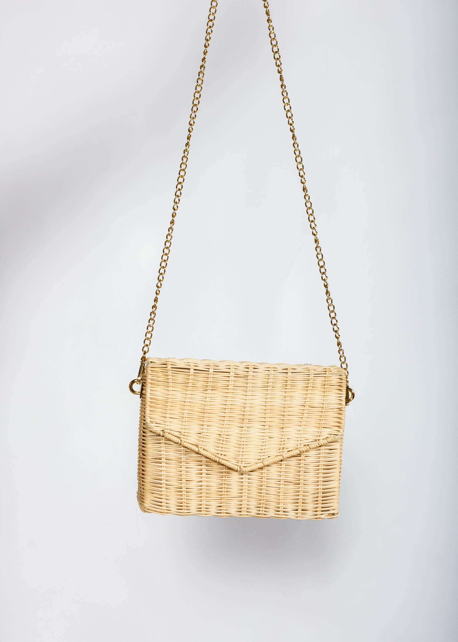 Zoe Woven Bag - Natural