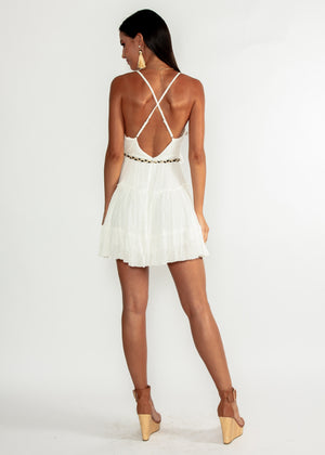 Keepsake Dress - White