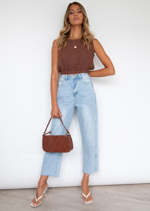 Lauren Jeans - Light Blue