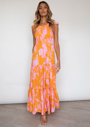 Willora Maxi Dress - Angelica