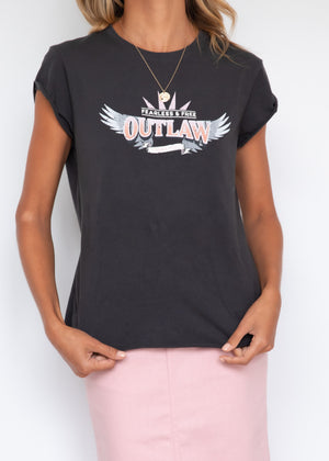 Outlaw Tee - Vintage