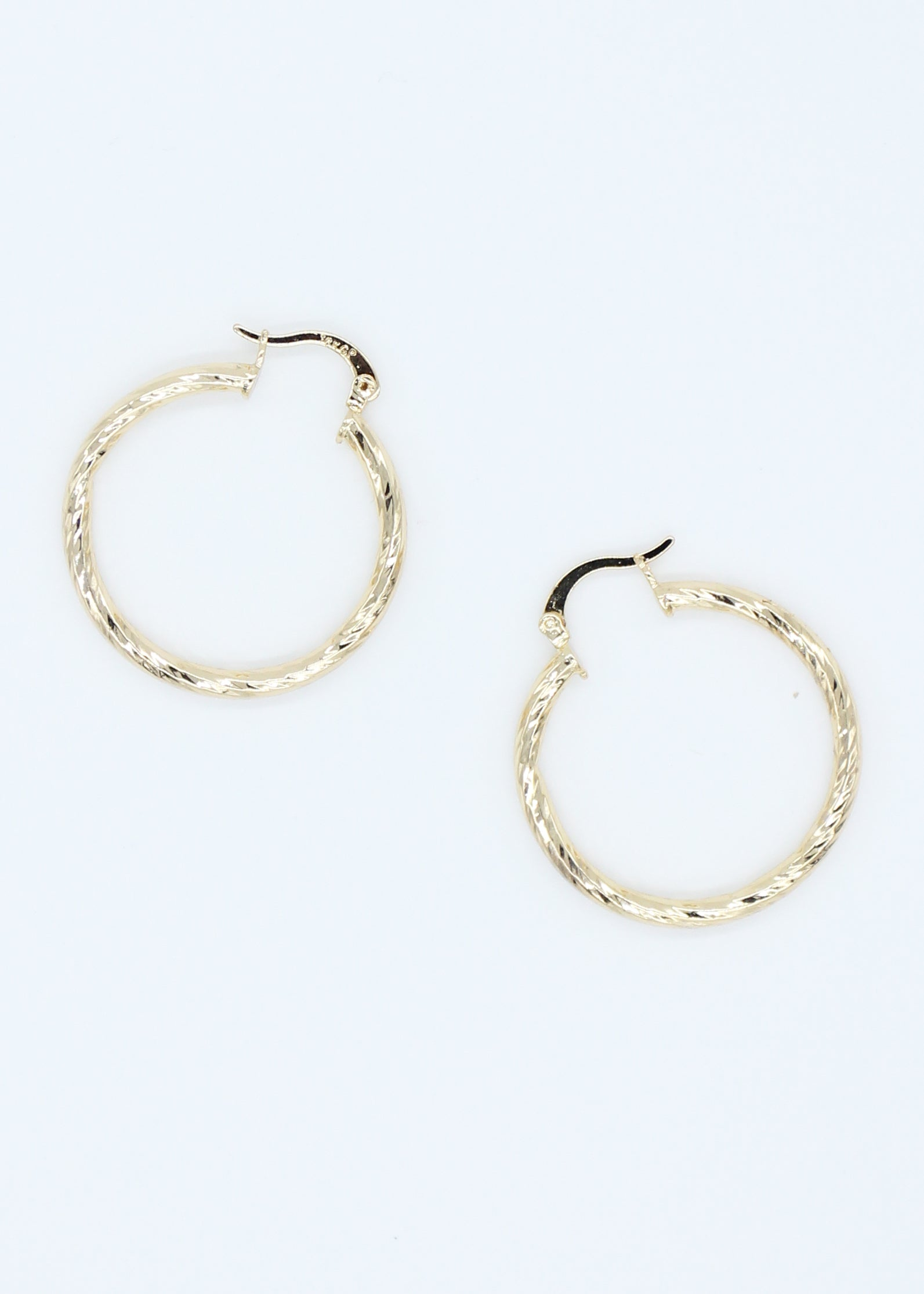 Harpa Earrings - Gold