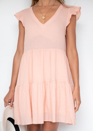 Parisa Dress - Blush