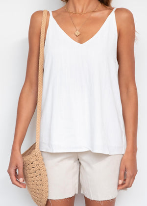 Tamaki Cami - Off White