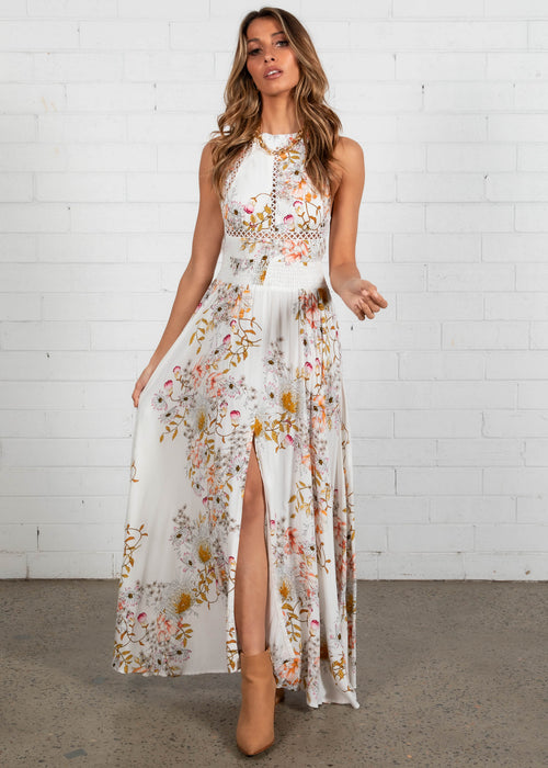Break Of Dawn Maxi Dress - Delilah