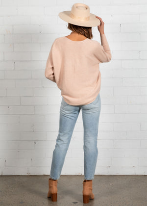 Better With You Sweater - Beige