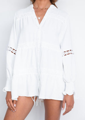 Arlo Blouse - Off White