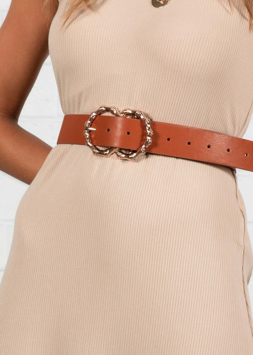 Molly Belt - Tan