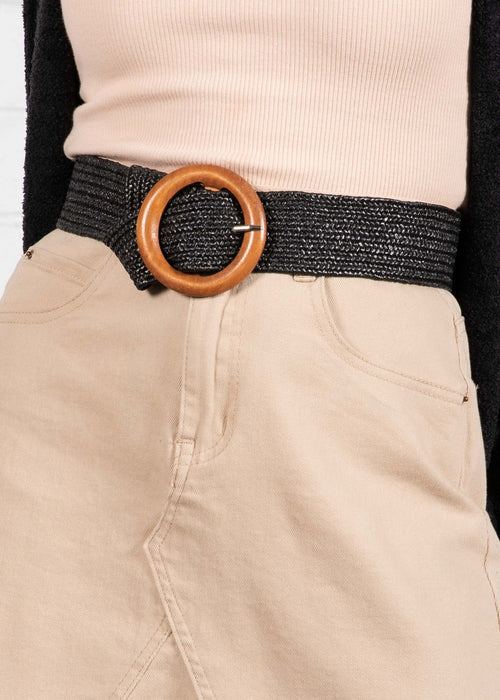 Taurus Belt - Black