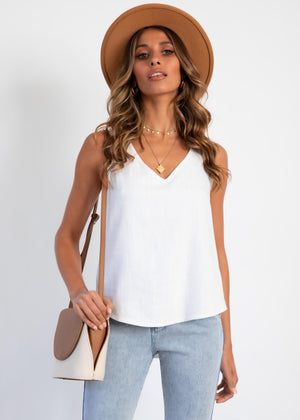 Beret Cami - Off White
