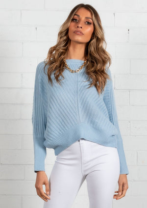 Wilabelle Sweater - Blue