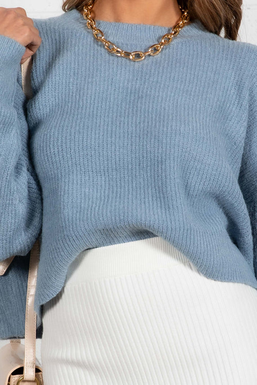 Oakley Sweater - Blue
