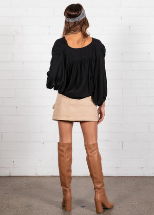 Ellis Blouse - Black