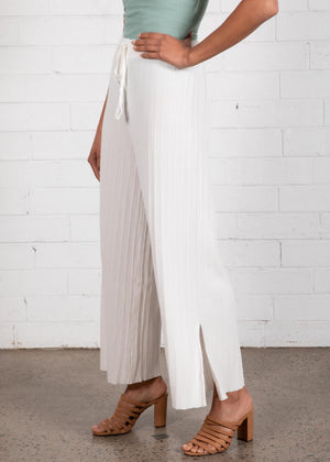 Baha Pants - White