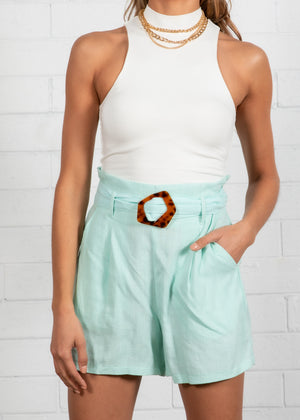 Knowles Shorts - Mint